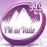 Logo da emissora Radio Del Valle 99.9 FM