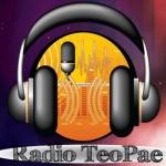 Logo da emissora Rádio Teo Pae