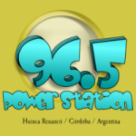 Logo da emissora Radio Power Station 96.5 FM