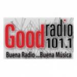 Logo da emissora Radio Good 101.1 FM