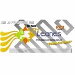 Logo da emissora Radio Leones 107.7 FM