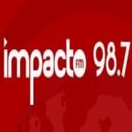 Logo da emissora Radio Impacto Online 98.7 FM