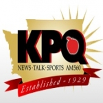 Logo da emissora KPQ 560 AM
