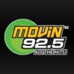 Logo da emissora KQMV 92.5 FM