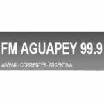 Logo da emissora Radio Aguapey 99.9 FM
