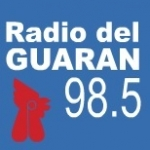 Logo da emissora Radio Del Guaran 98.5 FM