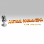 Logo da emissora Radio Austral Correntina 91.3 FM