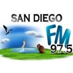 Logo da emissora Radio San Diego 97.5 FM