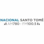 Logo da emissora Radio Nacional 780 AM 100.5 FM