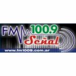 Logo da emissora Radio Señal 100.9 FM