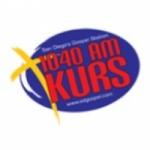 Logo da emissora KURS 1040 AM