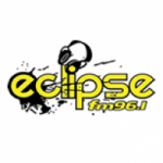 Logo da emissora Radio Eclipse 96.1 FM