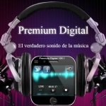 Logo da emissora Radio Premium Digital 106.1 FM