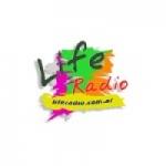 Logo da emissora Radio Life 106.5 FM