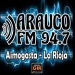 Logo da emissora Radio Arauco 94.7 FM