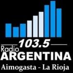 Logo da emissora Radio Aimogasta 103.5 FM