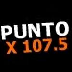 Logo da emissora Radio Punto X 107.5 FM