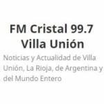 Logo da emissora Radio Cristal 99.7 FM