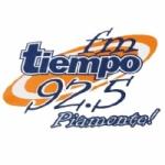 Logo da emissora Radio Tiempo 92.5 FM