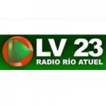 Logo da emissora Radio Río Atuel 800 AM