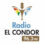 Logo da emissora Radio El Condor 96.3 FM