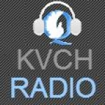 Logo da emissora KVCH 104.1 FM