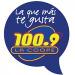 Logo da emissora Radio La Coope 100.9 FM