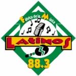 Logo da emissora Radio Latinos 88.3 FM