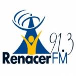 Logo da emissora Radio Renacer 91.3 FM