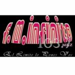 Logo da emissora Radio Infinito 103.7 FM