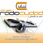 Logo da emissora Radio Ciudad 99.1 FM