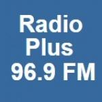 Logo da emissora Radio Plus 96.9 FM
