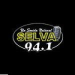 Logo da emissora Radio Selva 94.1 FM