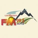 Logo da emissora Radio Cordillerana 99.5 FM