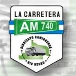 Logo da emissora Radio La Carretera 740 AM