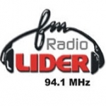 Logo da emissora Radio Líder 94.1 FM