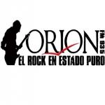 Logo da emissora Radio Orion 93.5 FM