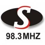 Logo da emissora Radio Sur 98.3 FM