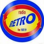 Logo da emissora Radio Retro 107.9 FM