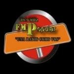 Logo da emissora Radio Popular 89.9 FM