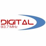 Logo da emissora Radio Digital 93.7 FM
