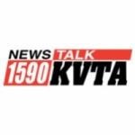 Logo da emissora KVTA 1520 AM