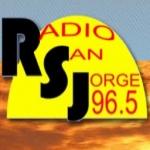 Logo da emissora Radio San Jorge 96.5 FM