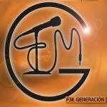 Logo da emissora Radio Generación 97.5 FM