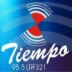Logo da emissora Radio Tiempo Rio Turbio 95.5 FM