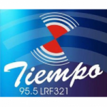 Logo da emissora Radio Tiempo 95.5 FM