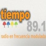 Logo da emissora Radio Tiempo 89.1 FM