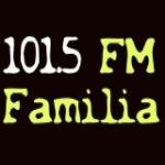 Logo da emissora Radio Familia 101.5 FM