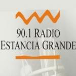 Logo da emissora Radio Estancia Grande 90.1 FM