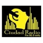 Logo da emissora Radio Ciudad 90.9 FM